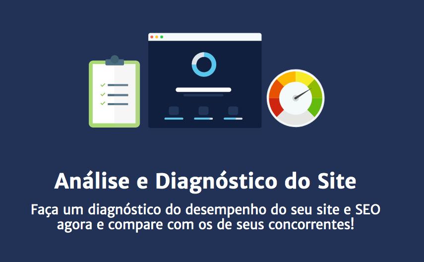 Análise e Diagnóstico do Site