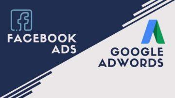 Google Adwords ou Facebook Ads, Qual o Melhor Para Minha Empresa?