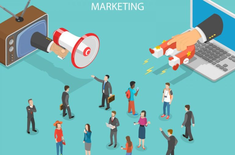 Diferenças entre Marketing Tradicional e Digital