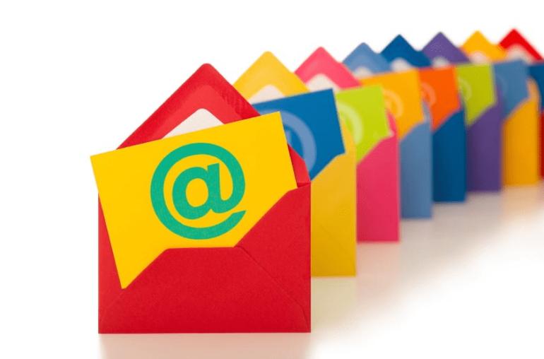 Comprar lista de e-mails