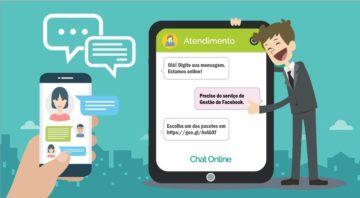 Como vender mais usando um chat online