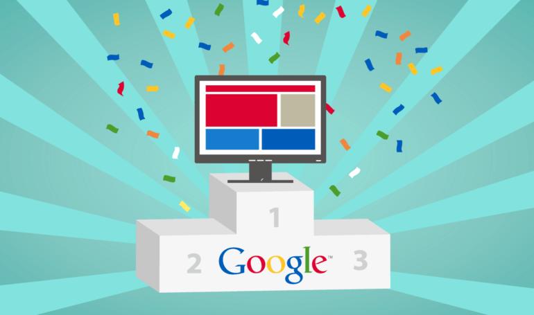 Como ranquear meu site no Google