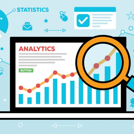 Descubra tudo sobre o web analytics
