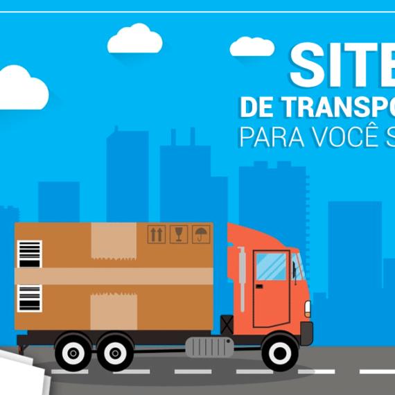 Site para transportadoras: dicas e 5 exemplos para te inspirar