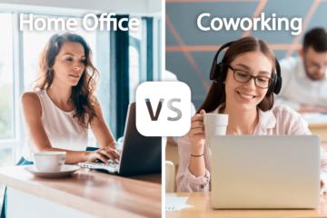 Montar escritório: o que é melhor, home office ou coworking?