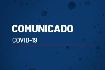 COVID-19: Comunicado aos clientes e parceiros